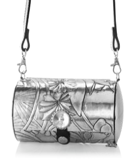 Art Deco Aluminum Purse