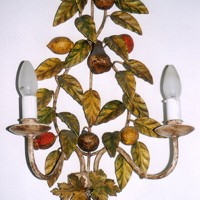 Article 12 Fruit Sconce