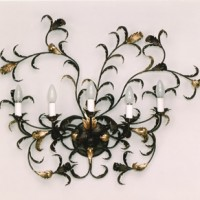Article 133 Acanthus Sconce