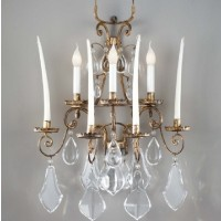 Article 157 Wall Sconce with Candles