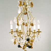Article 180 Chandelier with Fruits
