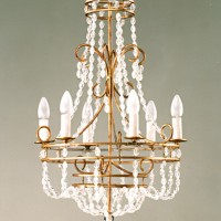 Article 187 5 Light Empire Chandelier