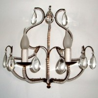 Article 389 Sconce with Beads