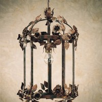 Article 42 Wrought Iron Lantern
