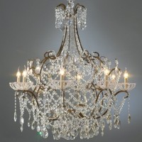 Article 437 Chandelier with 8 Lights