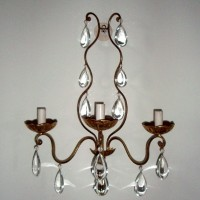 Article 442 3 Light Metal Sconce