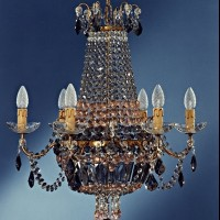 Article 8017 6 Light Chandelier Empire