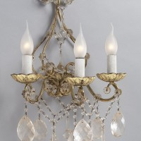 Article 8067 Crystal Sconce