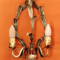 Article 8108 Balloon Sconce