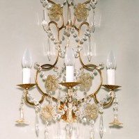 Article 81170 Crystal Sconce