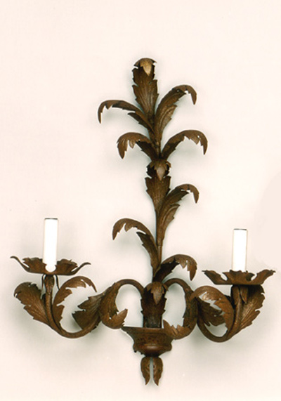 Article 88 Acanthus Sconce with 2 Lights