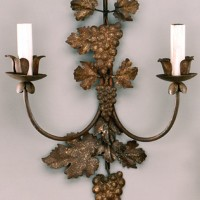 Article 97 Grape Sconce with 2 Lights
