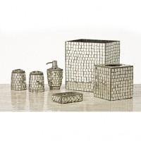 Bath Accessories Glass Mosaic