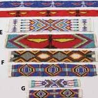 Beaded Crafting Strips