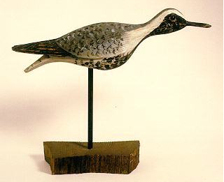 Black-bellied Plover Decoy