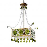 Borghese Chandelier 16 inches x 16 inches x 26 inches