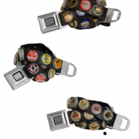Bottle Cap Belts