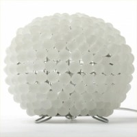 Bouboule Medium Marble Floor Lamp