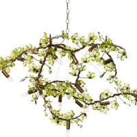 Branches A Chandelier 44 inches x 38 inches