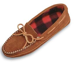 Buffalo Fleece Lined Men's Slippers