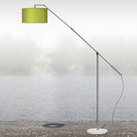 Cant Floor Lamp