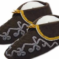 Cherokee Southeastern Moccasins