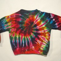 Children's Tie Dye Sweatshirt