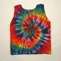 Children's Tie Dye Tank Top