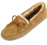 Classic Fleece Lined Moccasins