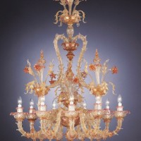 Collectino 2030 Murano Chandelier