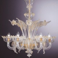 Collection 1000 Murano Chandelier