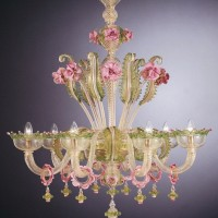 Collection 1012 Murano Chandelier