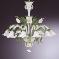 Collection 1036 Murano Chandelier