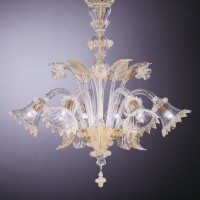 Collection 1082 Murano Chandelier