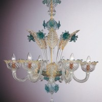 Collection 1089 Murano Chandelier