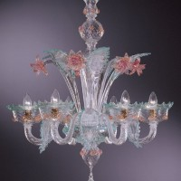 Collection 111 Murano Chandelier