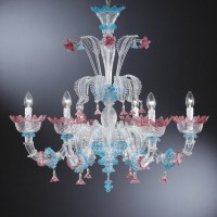 Collection 113 Murano Glass