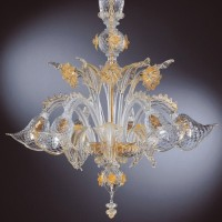 Collection 114 Murano Chandelier