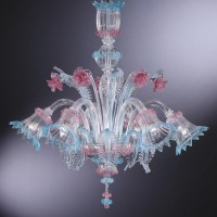 Collection 116 Murano Chandelier