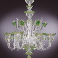 Collection 118 Murano Chandelier
