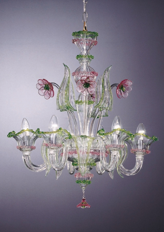 Collection 123 Murano Chandelier