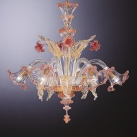 Collection 125 Murano Chandelier
