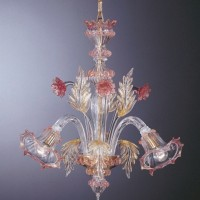 Collection 127 Murano Chandelier