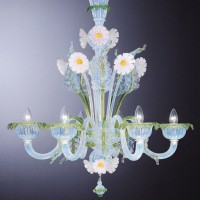 Collection 1312 Murano Chandelier