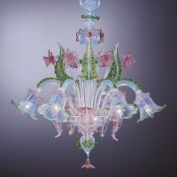 Collection 134 Murano Chandelier