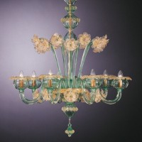 Collection 136 Murano Chandelier