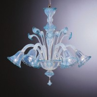 Collection 137 Murano Chandelier