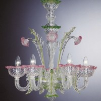 Collection 138 Murano Chandelier