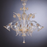 Collection 139 Murano Chandelier