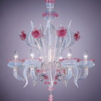 Collection 140 Murano Chandelier